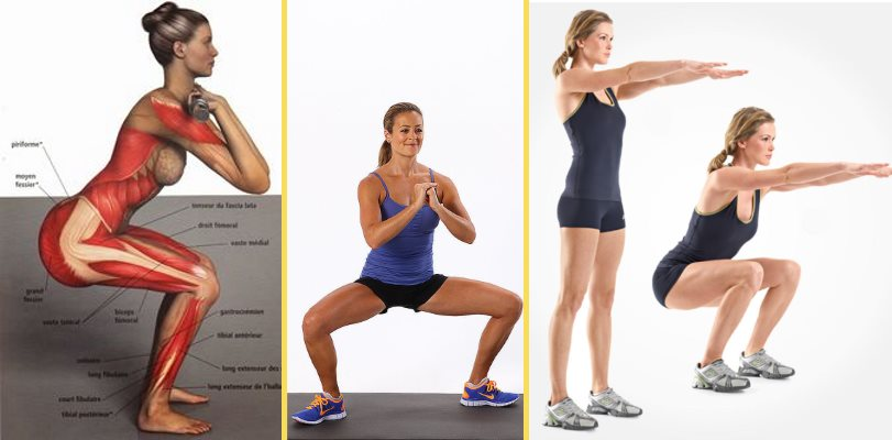 What Muscles Do Sumo Squats Work (I'll Tell You)