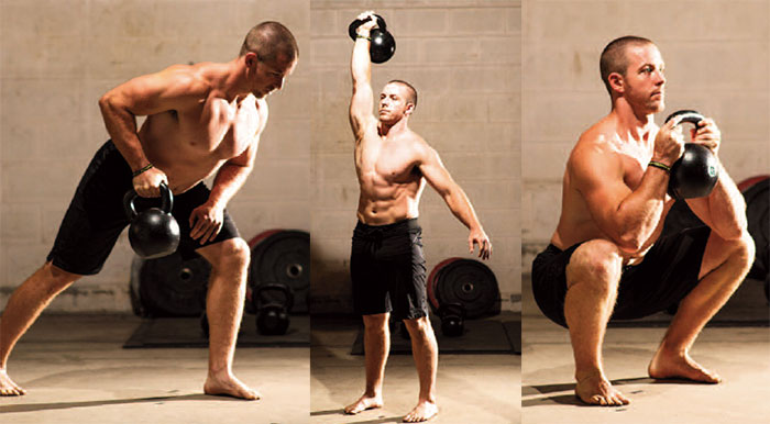 Kettlebell Results in 6 Weeks Workout Plans & Videos