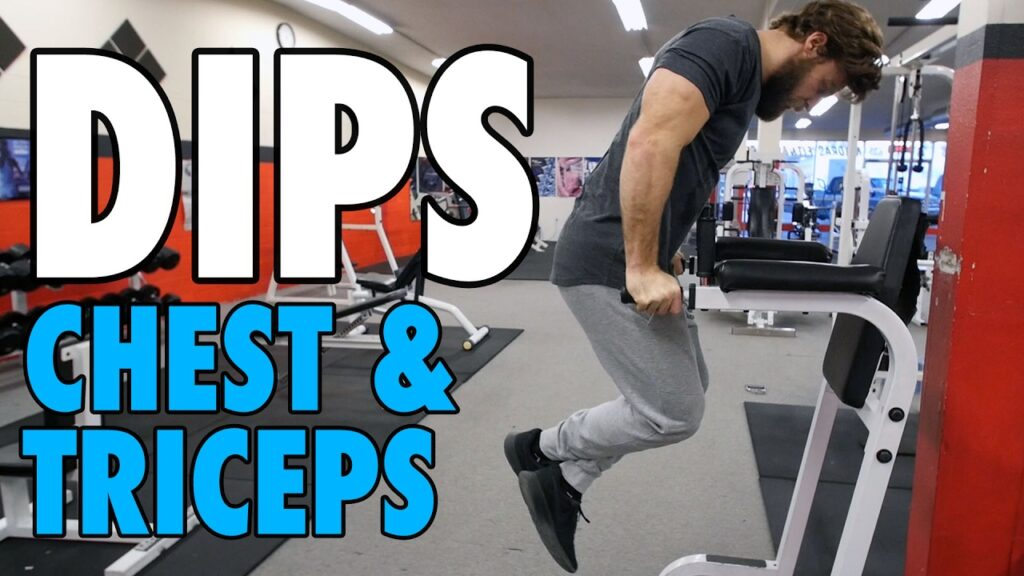 10 Alternative to Dips for Chest (With Illustrated Video)